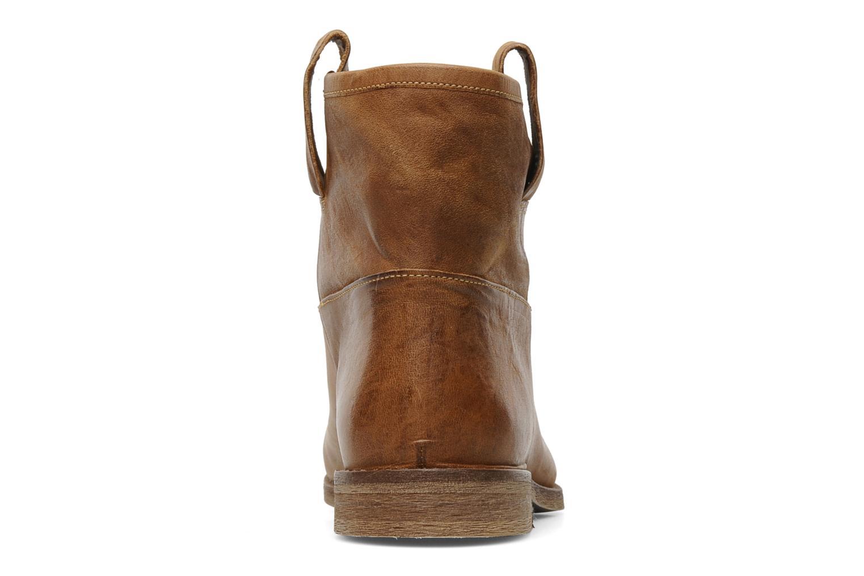 Bottines et boots Jonak Rora Marron vue droite