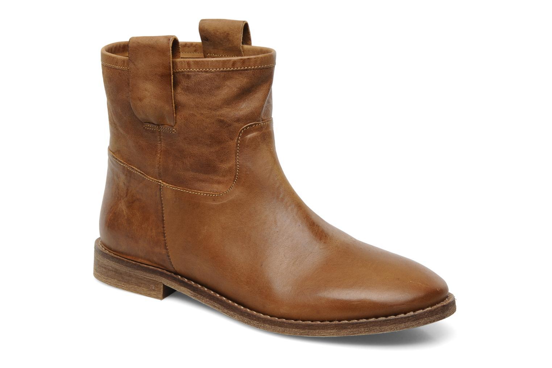Bottines et boots Jonak Rora Marron vue détail/paire