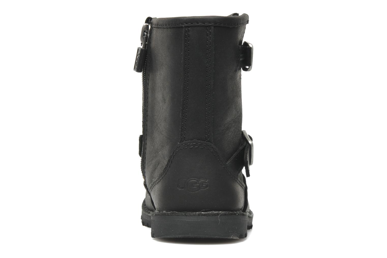 Stiefeletten & Boots UGG Harwell schwarz ansicht von rechts