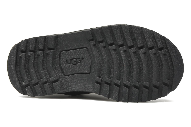 Bottines et boots UGG Harwell Noir vue haut