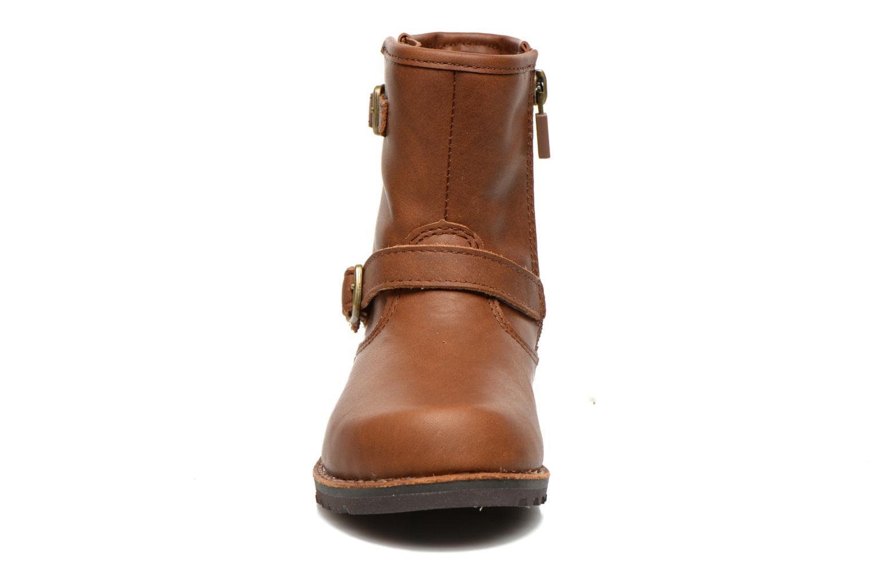 Stiefeletten & Boots UGG Harwell braun schuhe getragen