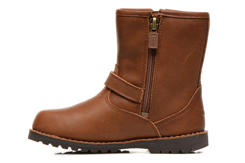 Stiefeletten & Boots UGG Harwell braun ansicht von vorne