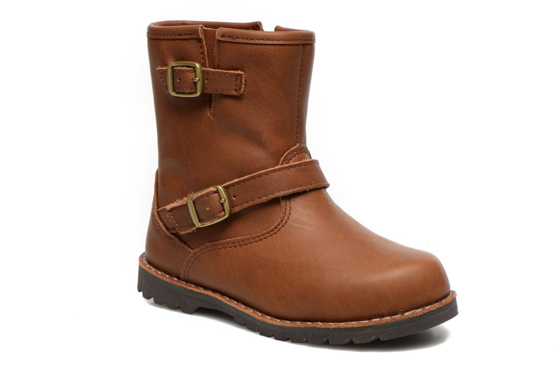 Bottines et boots UGG Harwell Marron vue détail/paire