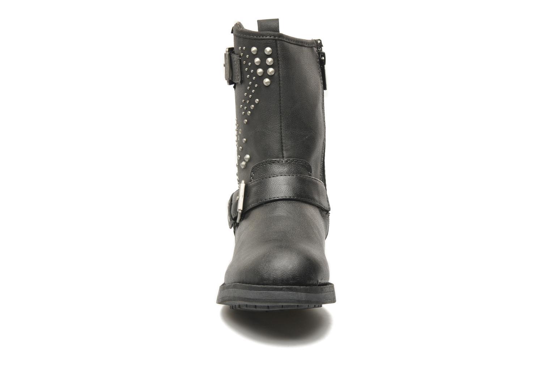 Stiefeletten & Boots Mustang shoes Inge schwarz schuhe getragen