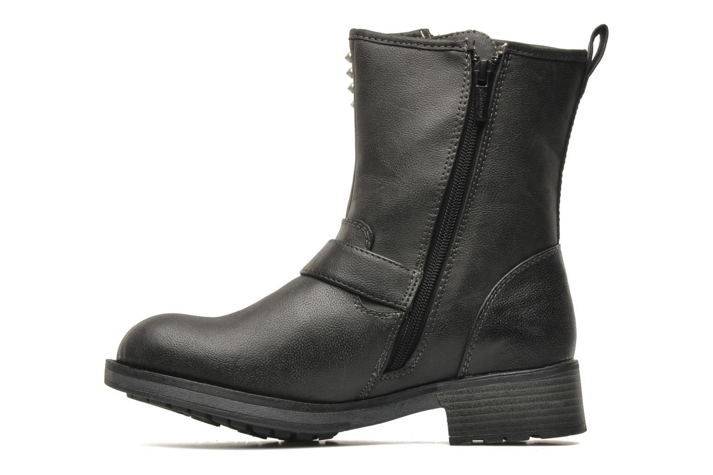 Stiefeletten & Boots Mustang shoes Inge schwarz ansicht von vorne