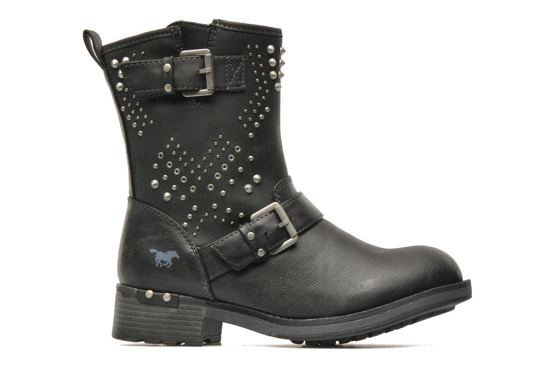 Boots en enkellaarsjes Mustang shoes Inge Zwart achterkant