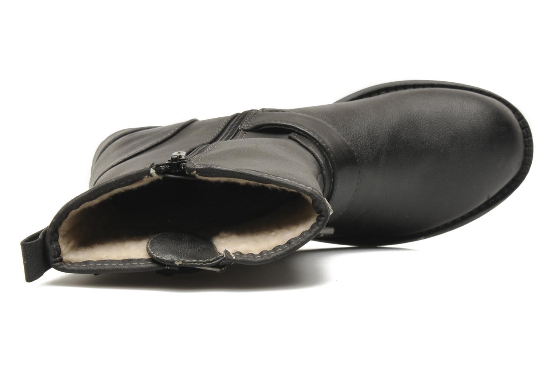 Stiefeletten & Boots Mustang shoes Inge schwarz ansicht von links