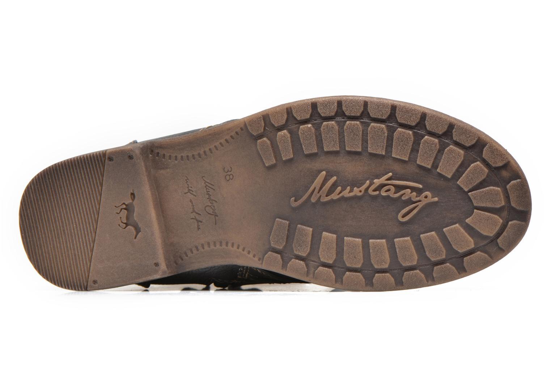 Stivaletti e tronchetti Mustang shoes Mirjam Grigio immagine dall'alto