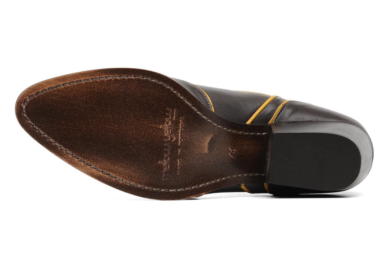 Stiefeletten & Boots Mellow Yellow Ouestcost grau ansicht von oben