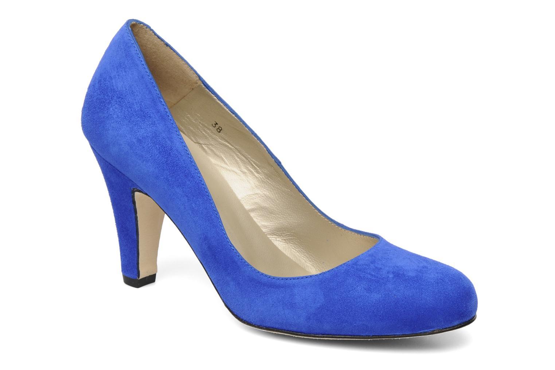 Pumps Georgia Rose Pamela CFT blau detaillierte ansicht/modell