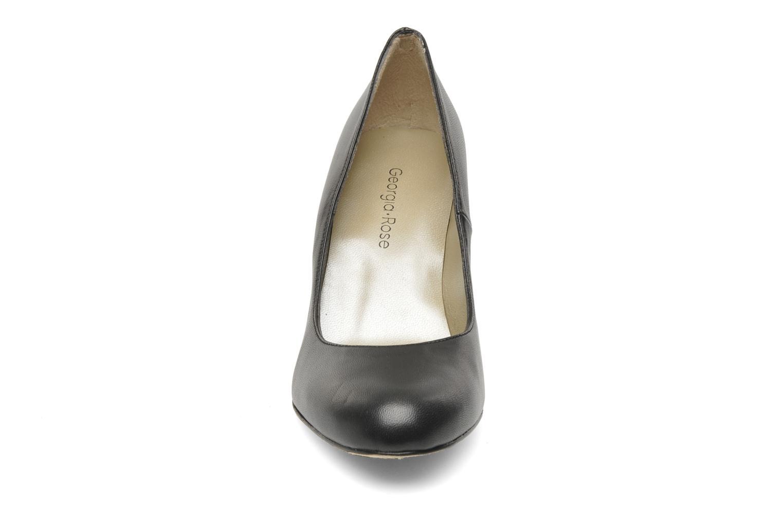 Escarpins Georgia Rose Pamela CFT Noir vue portées chaussures