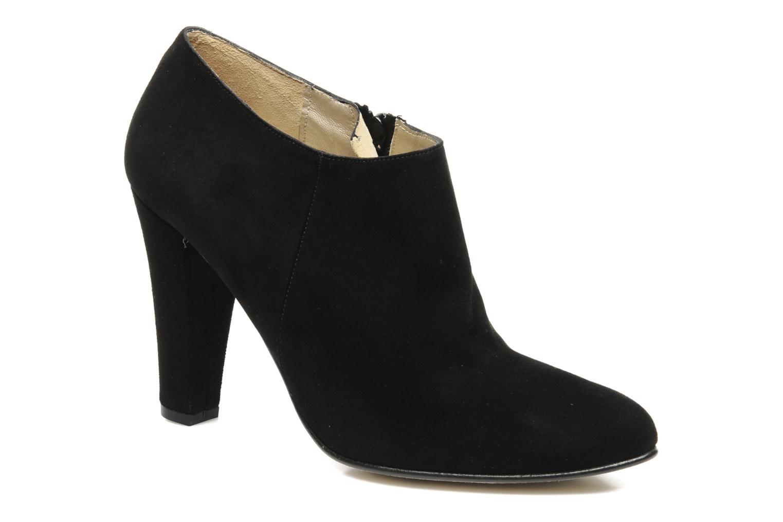 Boots en enkellaarsjes Georgia Rose Kimberly CFT Zwart detail