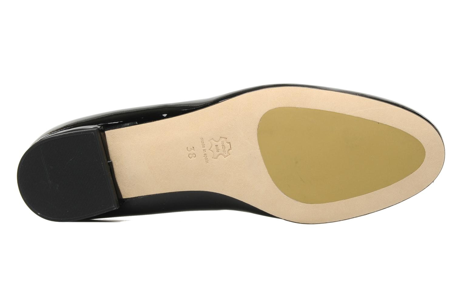 Ballet pumps Georgia Rose Jenny CFT Black view from above
