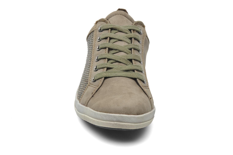 Sneaker I Love Shoes Saffa beige schuhe getragen