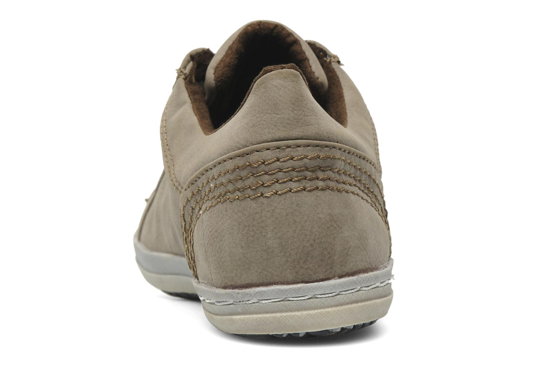 Sneaker I Love Shoes Saffa beige ansicht von rechts