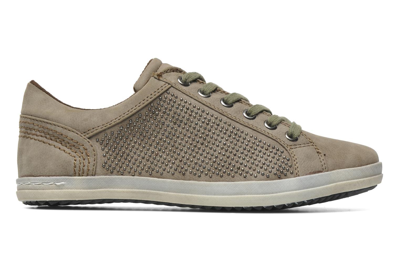 Sneaker I Love Shoes Saffa beige ansicht von hinten
