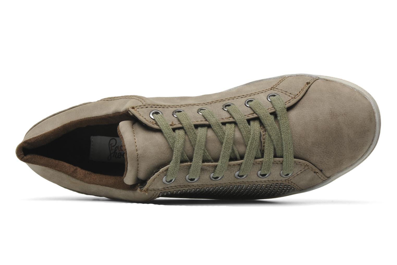 Sneakers I Love Shoes Saffa Beige links