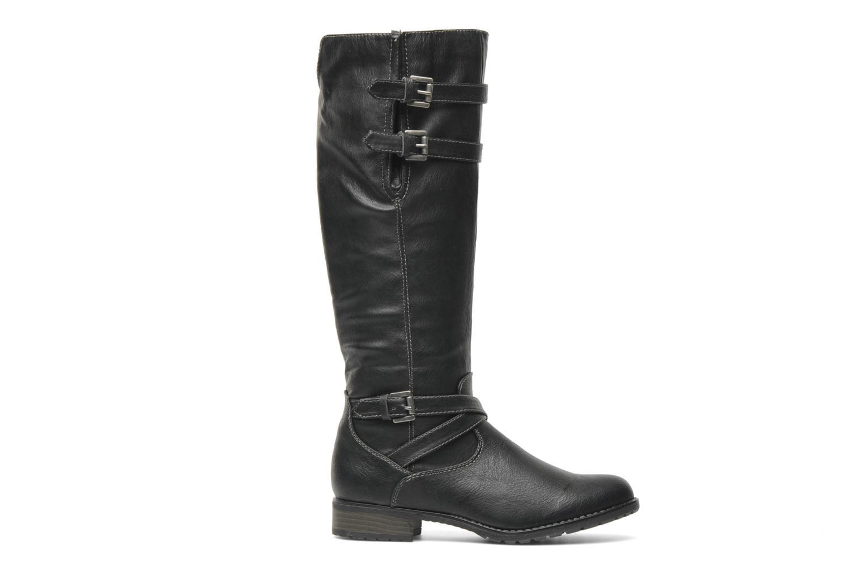 Bottes I Love Shoes Salama Noir vue derrière