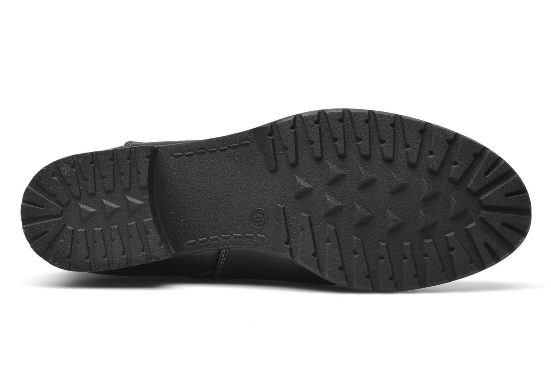 Bottes I Love Shoes Salama Noir vue haut