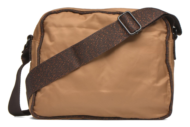 Handtaschen Bensimon Small Besace beige ansicht von vorne