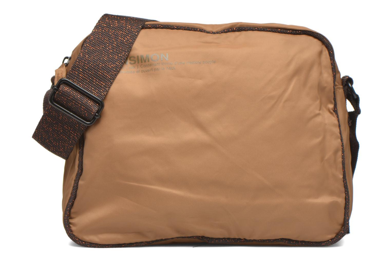 Handtaschen Bensimon Small Besace beige detaillierte ansicht/modell
