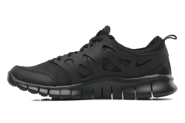 Sportschoenen Nike Nike Free Run 2 (Gs) Zwart voorkant