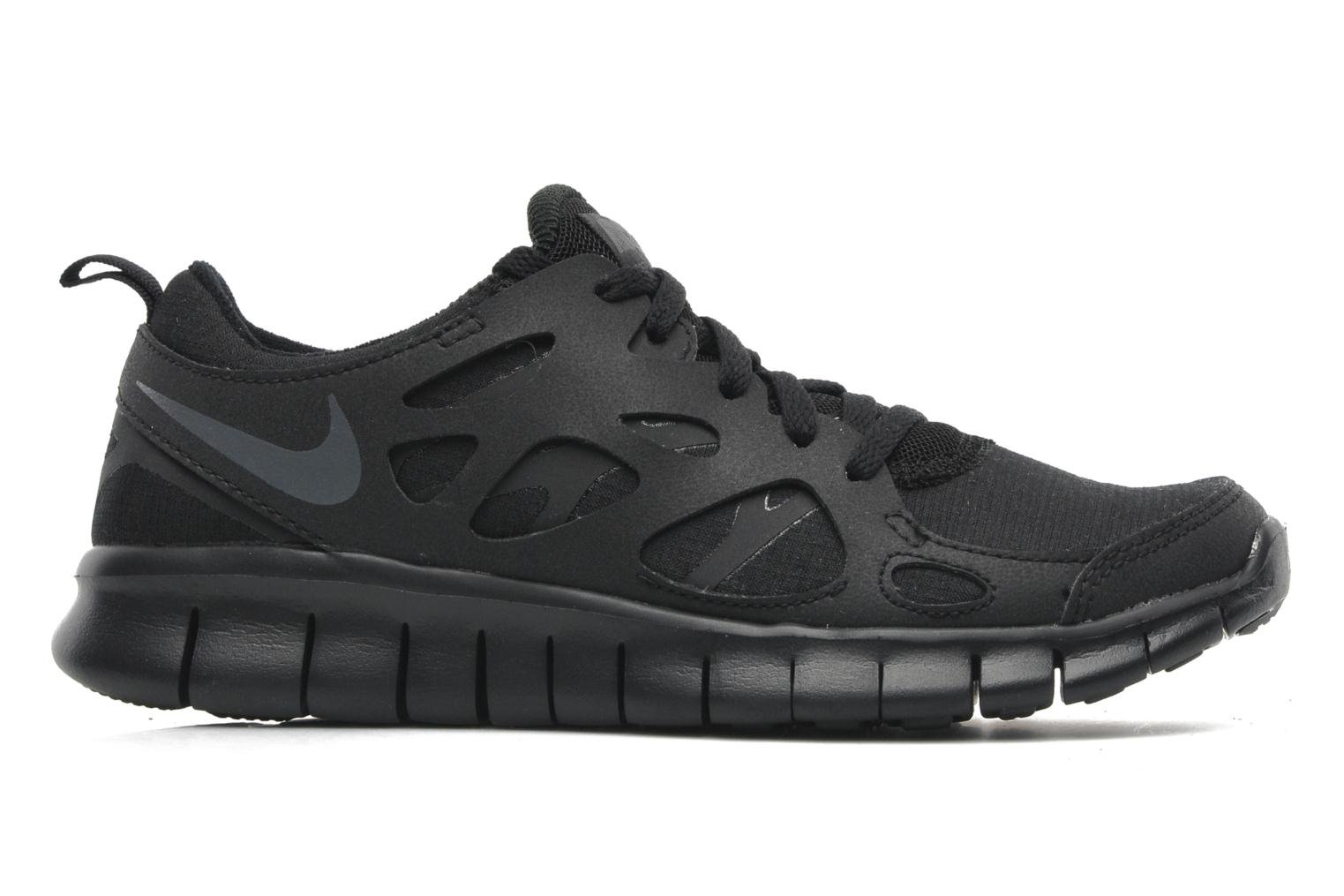 Nike Free Run 2 (Gs) Blackdark grey