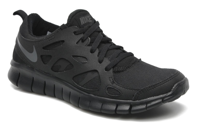 Sportschoenen Nike Nike Free Run 2 (Gs) Zwart detail