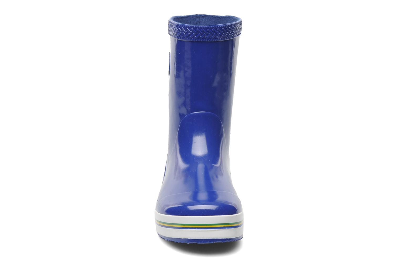 Bottes Havaianas Aqua Kids Rain Boots Bleu vue portées chaussures