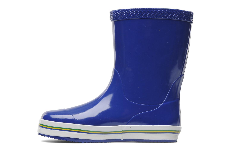 Boots & wellies Havaianas Aqua Kids Rain Boots Blue front view