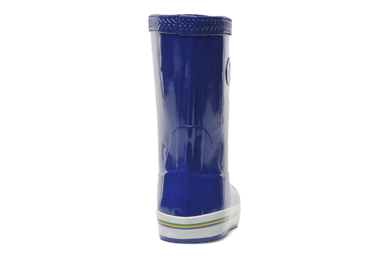 Aqua Kids Rain Boots Marine Blue