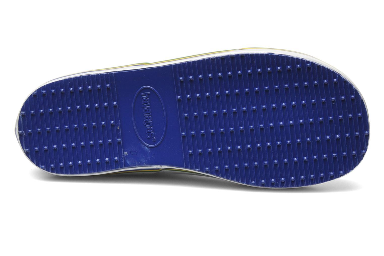 Bottes Havaianas Aqua Kids Rain Boots Bleu vue haut