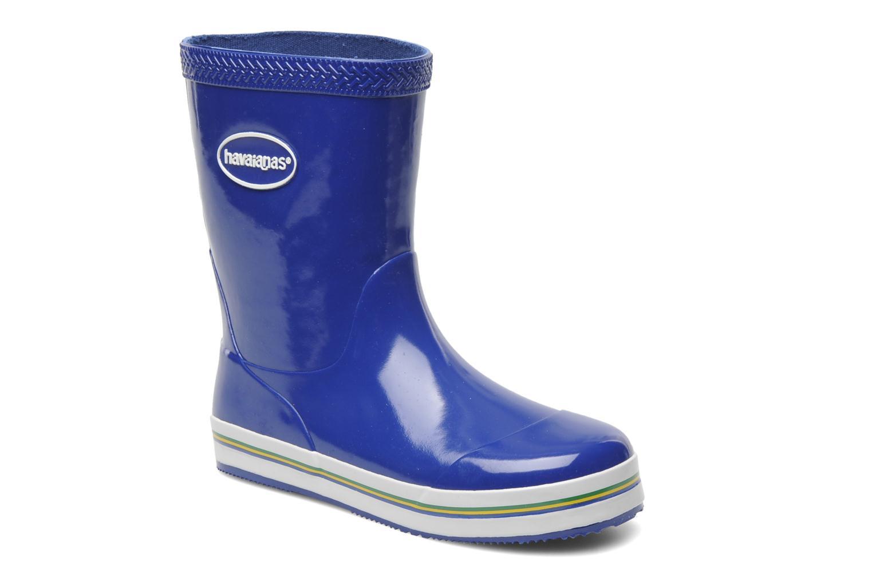 Bottes Havaianas Aqua Kids Rain Boots Bleu vue détail/paire