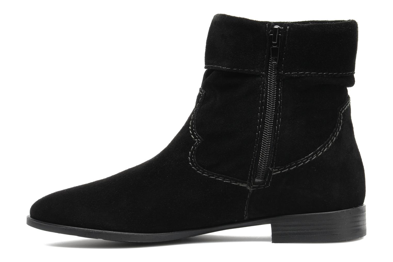 Boots en enkellaarsjes Tamaris Bluiao Zwart voorkant