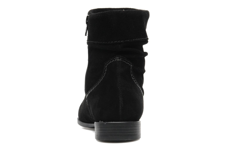 Boots en enkellaarsjes Tamaris Bluiao Zwart rechts