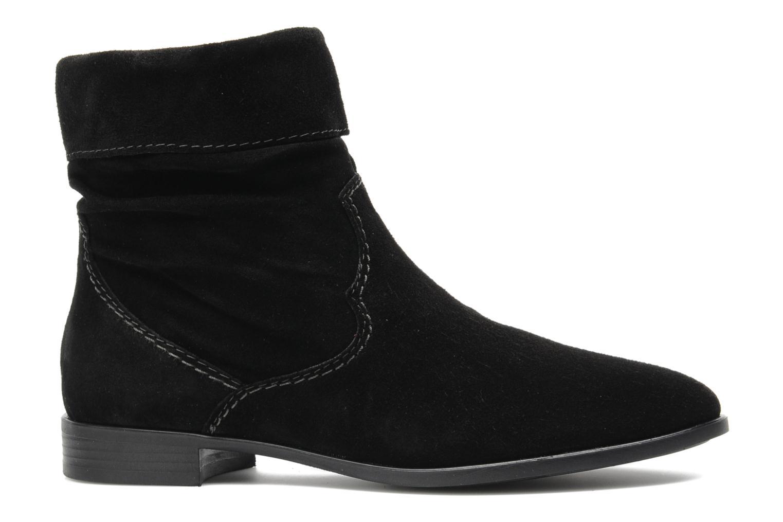 Boots en enkellaarsjes Tamaris Bluiao Zwart achterkant