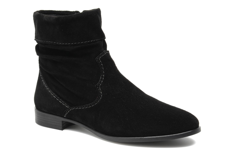 Boots en enkellaarsjes Tamaris Bluiao Zwart detail