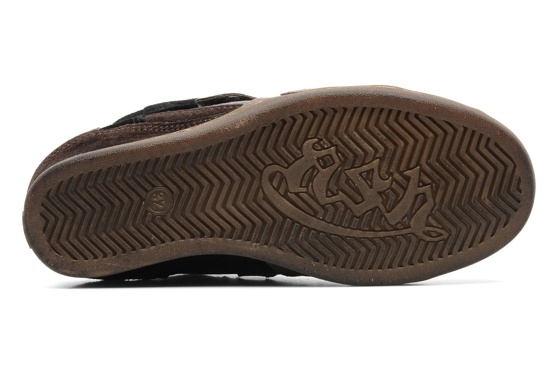 Sneakers Ash Boogie Bruin boven