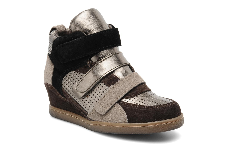 Sneakers Ash Boogie Bruin detail
