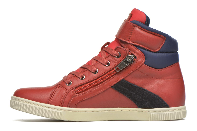 Sneakers P-L-D-M By Palladium Veleda TFL Rood voorkant