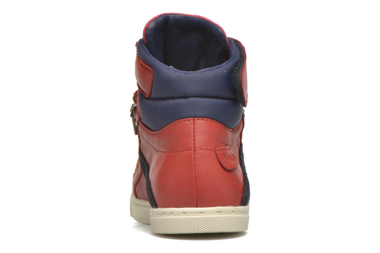 Sneakers P-L-D-M By Palladium Veleda TFL Rood rechts