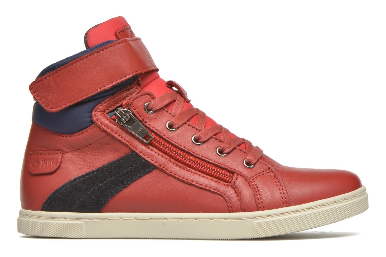 Sneakers P-L-D-M By Palladium Veleda TFL Rood achterkant