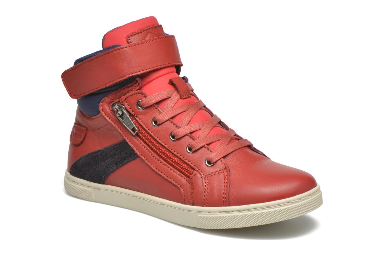 Sneakers P-L-D-M By Palladium Veleda TFL Rood detail