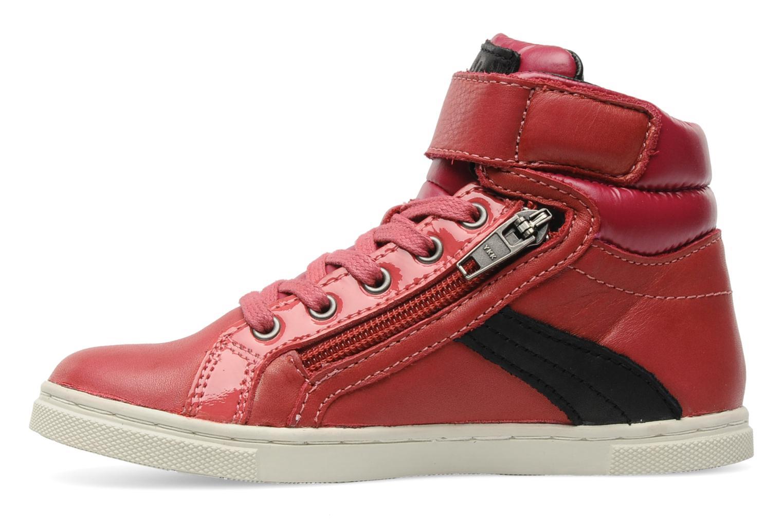 Sneakers P-L-D-M By Palladium Veleda Verni Roze voorkant