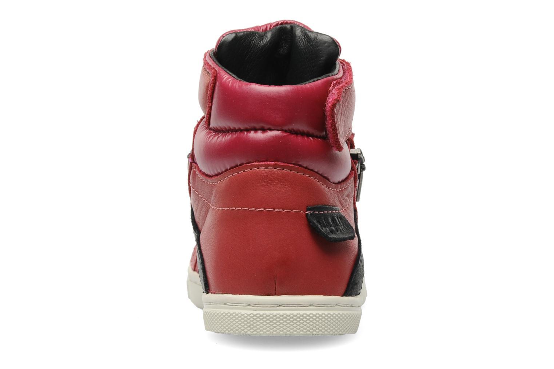 Sneakers P-L-D-M By Palladium Veleda Verni Roze rechts