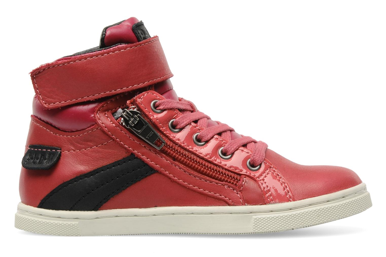Sneakers P-L-D-M By Palladium Veleda Verni Roze achterkant