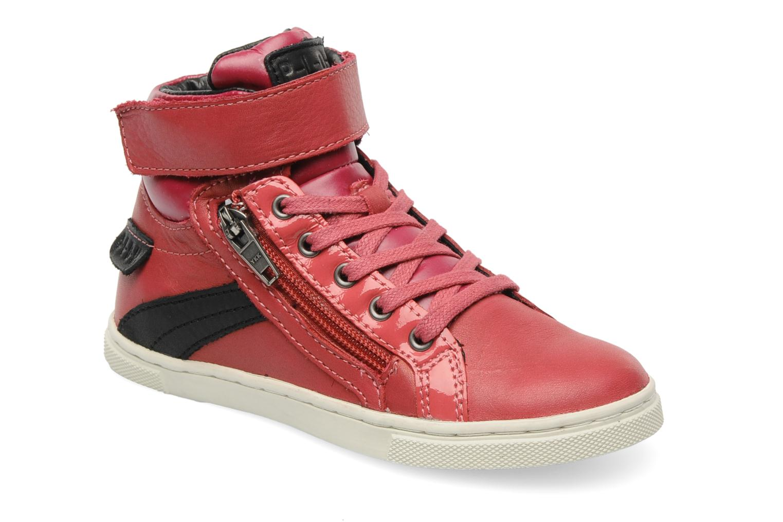 Sneakers P-L-D-M By Palladium Veleda Verni Roze detail