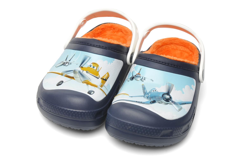 Sandales et nu-pieds Crocs Creative Crocs Hello Kitty Bow Lined Clog Rose vue 3/4