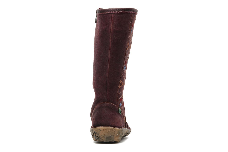 Støvler & gummistøvler El Naturalista Nasca 34 Lilla Se fra højre