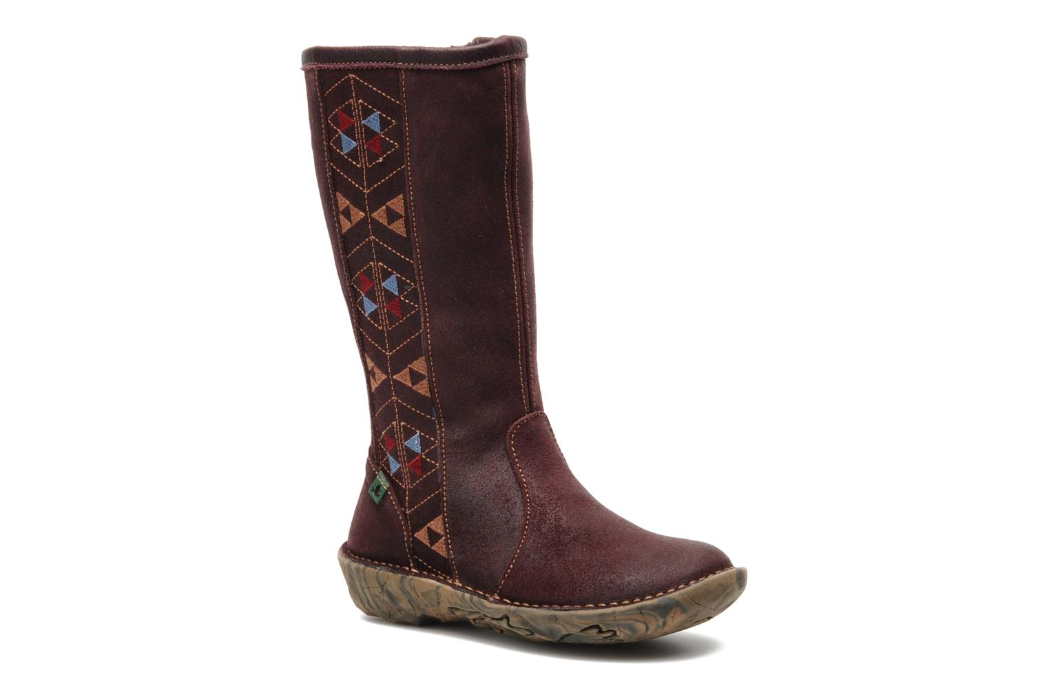 Boots & wellies El Naturalista Nasca 34 Purple detailed view/ Pair view